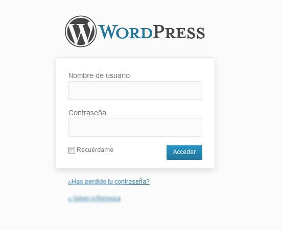 paso5 wordpress